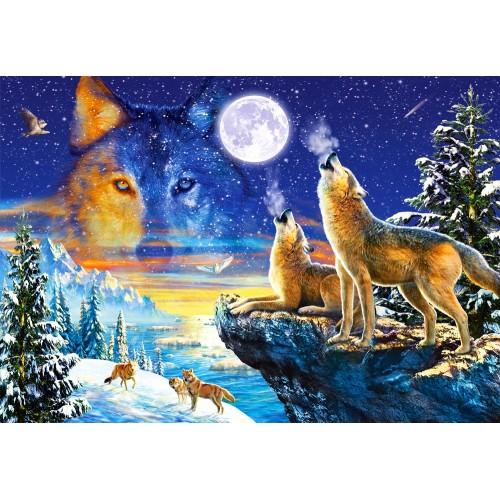 Пазл «Волки» (C-103317)