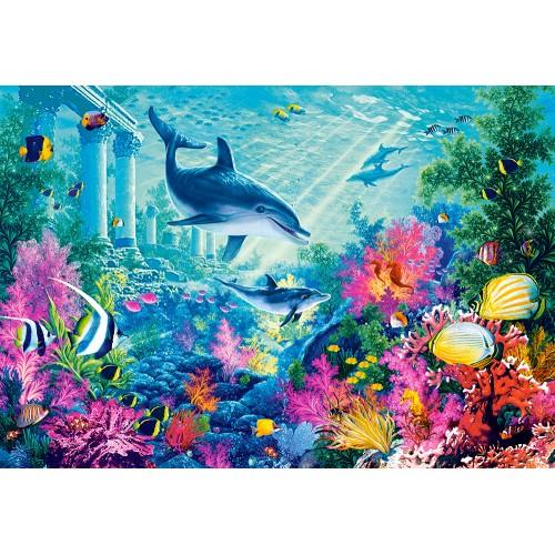 Пазл «Подводный мир» (C-103515)