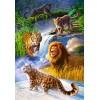 Пазл «Большие дикие кошки» (C-103553)
