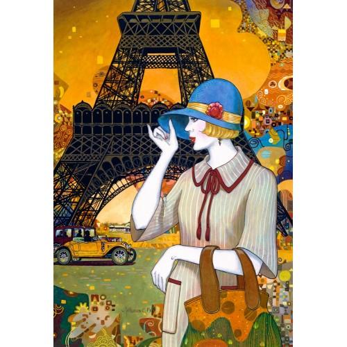 Пазл «Париж» (C-103591) 1000 элементов