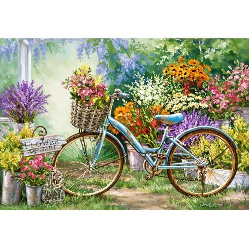 Пазл Цветочный марш (C-103898)