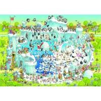 Пазл «Полярный зоопарк» (29692)