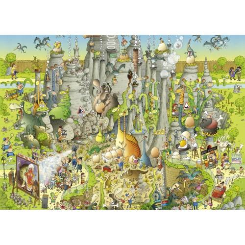 Пазл «Парк юрского периода» (29727)