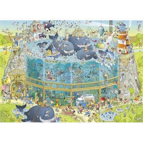 Пазл «Океанариум» (29777) 1000 элементов
