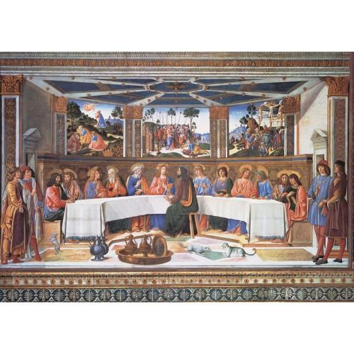 Пазл «Росселли Тайная вечеря» (39289)