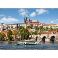 Пазл Прага, Чехия (C-102426)