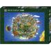 Пазл «Земля - вид из Космоса» (29521) 1000 элементов