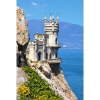 Пазл «Гнездо ласточки, Крым» (C-150717)
