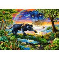 Пазл «Пантера» (C-151356)