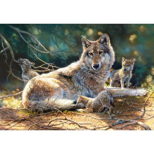 Пазл «Волки» (C-151400)