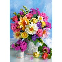 Пазл «Букет цветов» (C-151516)