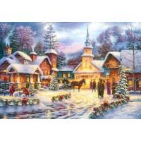Пазл Праздник Рождества (C-151646)