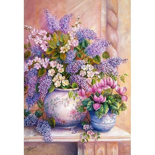 Пазл Цветы сирени (C-151653)