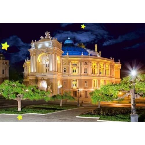 Пазл Оперный театр, Одесса (C-150649)