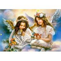 Пазл Подарок от Ангела (C-151394)