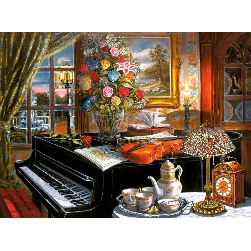 Пазл Рояль, живопись (C-200641)
