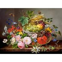 Пазл Натюрморт с цветами (C-200658)
