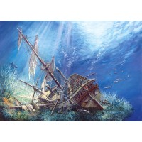 Пазл «Затонувший корабль» (C-200252)