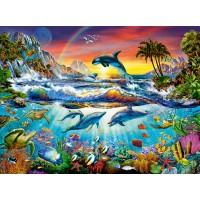 Пазл «Райская бухта» (C-300396)
