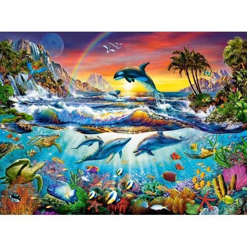 Пазл «Райская бухта» (C-300396) 3000 элементов