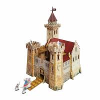 3D пазл «Рыцарский замок» (207)