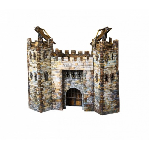 3D пазл «Главные ворота» (322)
