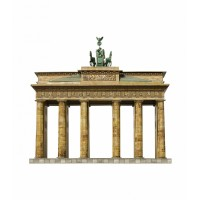 3D пазл «Браденбургские ворота (Берлин)» (346)