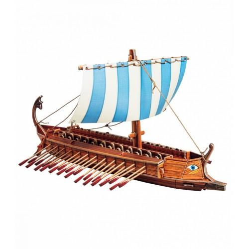3D пазл «Греческая бирема» (381) 3d пазлы