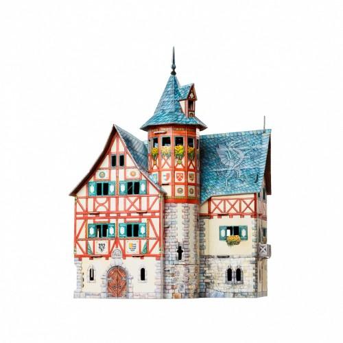 3D пазл «Новая ратуша» (414)