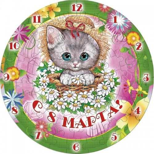 Пазл «Котенок» (126-16) Животные