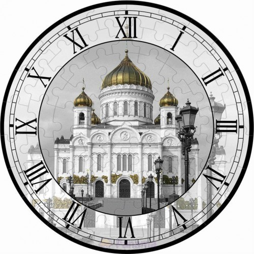 Пазл «Храм Христа Спасителя» (126-24)