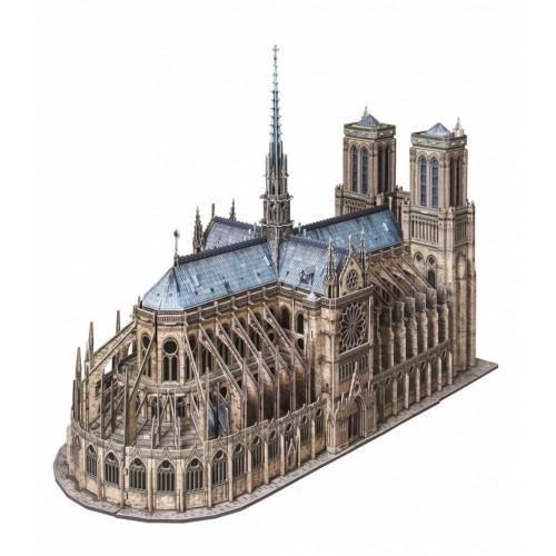 3D пазл Нотр-Дам де Пари (Notre Dame de Paris) (387)