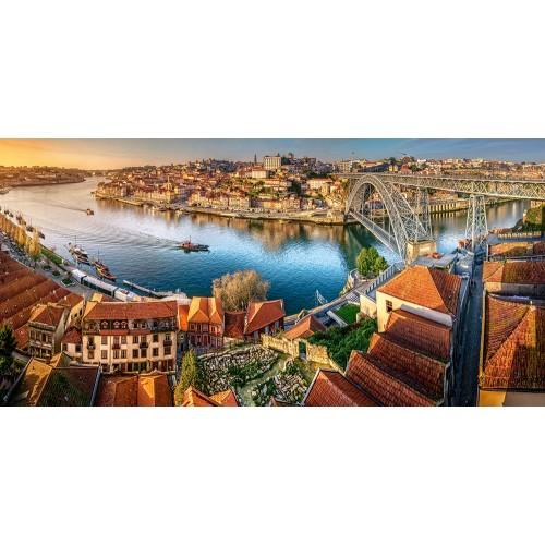 Пазл Закат на Порту (С-400232)
