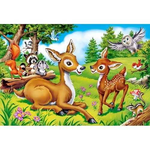 Пазл Маленький олень (В-040261)