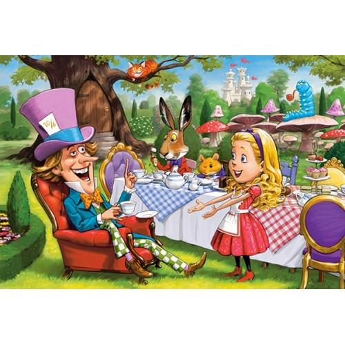 Пазл Алиса в стране чудес (B-040292)