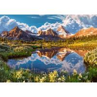 Пазл «Скалистые горы» (B-52417)