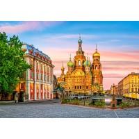 Пазл «Храм в Санкт-Петербурге» (B-52257)