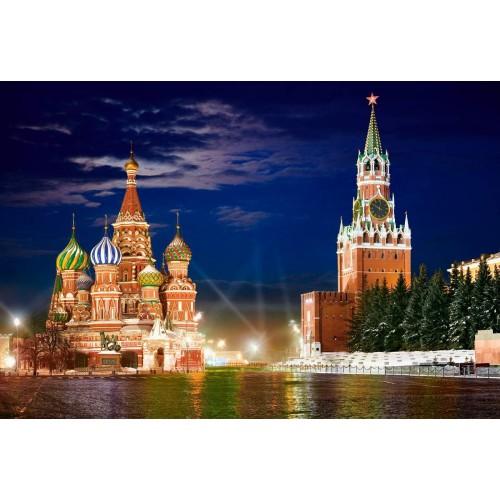 Пазл «Красная площадь, Москва» (C-101788)