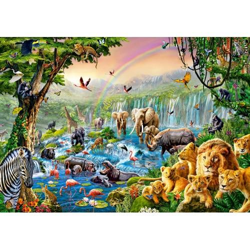 Пазл «Река в джунглях» (B-52141)