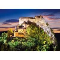 Пазл «Оравский замок, Словакия» (B-51489)