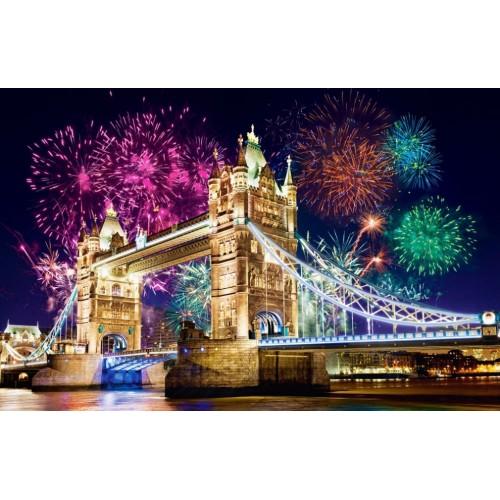 Пазл «Тауэрский мост, Англия» (B-52028) 500 элементов