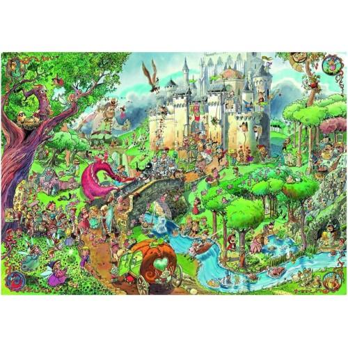 Пазл Сказки (29414) 1500 элементов