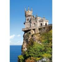 Пазл «Ласточкино гнездо, Крым» (B-51359)