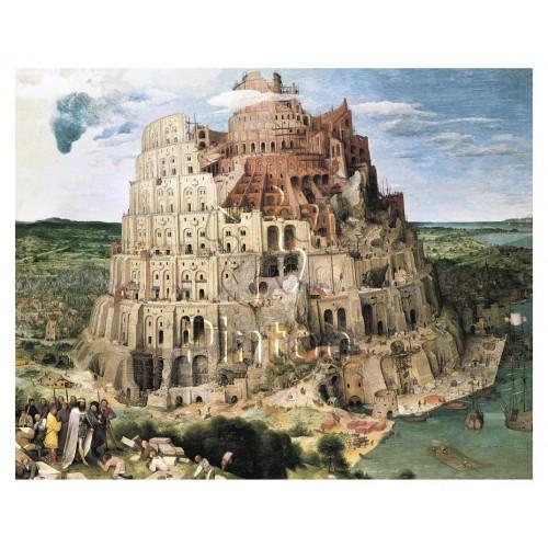 Пазл «Вавилонская башня. Брейгель» (Н1772)