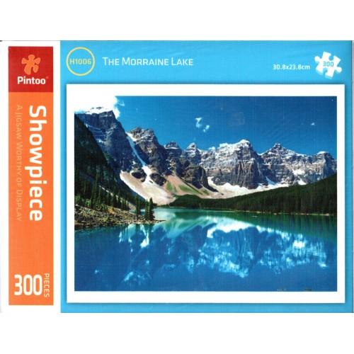 Пазл «Озеро в горах» (Н1006)
