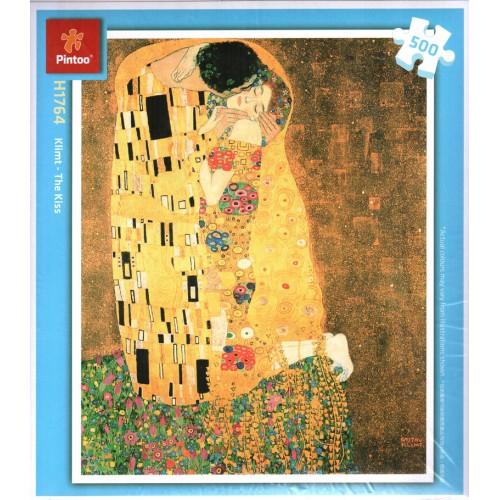 Пазл «Поцелуй. Густав Климт» (Н1764)