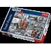 Пазл «Москва - коллаж» (10380) 1000 элементов