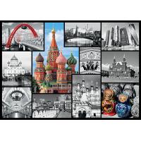 Пазл «Москва - коллаж» (10380)