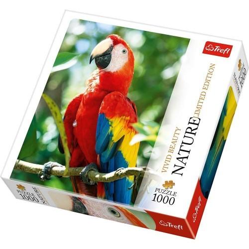 Пазл «Попугай Ара, Гондурас» (10516)