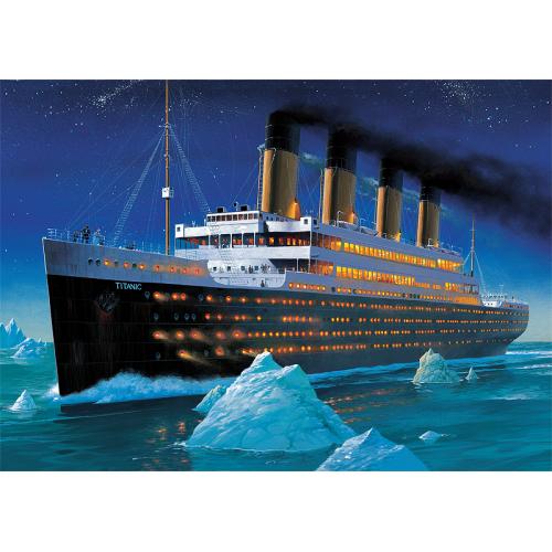 Пазл «Титаник» (10080)